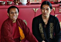 Sunti-and-Rinpoche